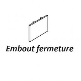 EMBOUT FERMETURE POUR RAIL...