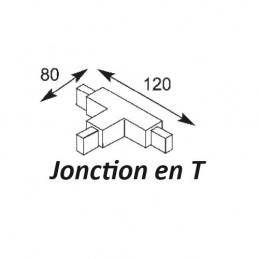 JONCTION EN T POUR RAIL SAM...