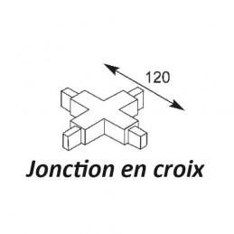 JONCTION EN CROIX POUR RAIL...