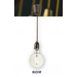 SUSPENSION DÉCORATIVE NOIR...