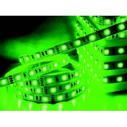RUBAN LED FLEXIBLE VERT IP65