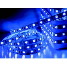 RUBAN LED FLEXIBLE BLEU IP65