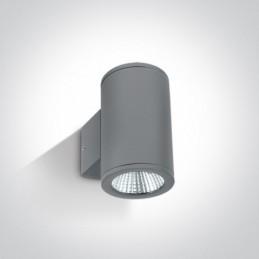 LAMPE MURALE CYLED 2x6W COB...