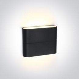 LAMPE MURALE SLIMLIGHT 2x3W...
